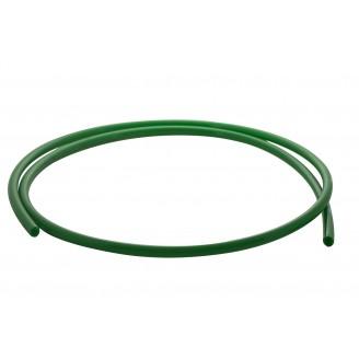 """Green Hose 1/4"""" x 1M"""